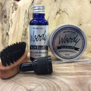 pack barbe woody