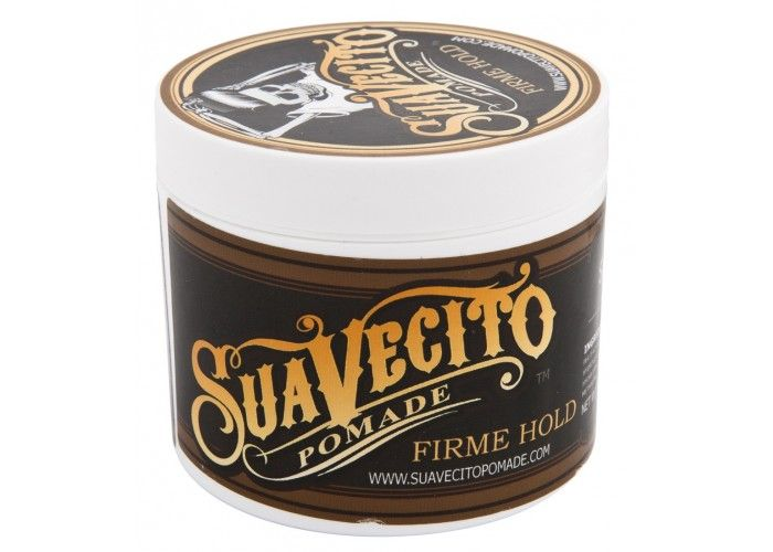 Pommade cire cheveux suavecito firme strong hold