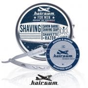 coffret rasage hairgum
