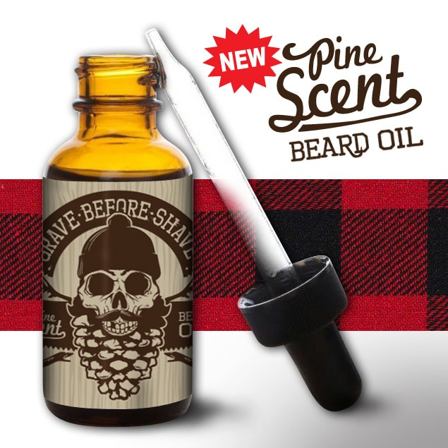 Pine_scent_beard_oil_grave_before_shave_0